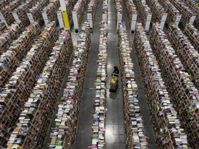 Amazon sẽ tham chiến mảng Logistics