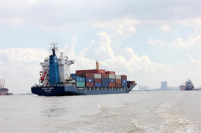 tuyến vận tải ven biển kết nối giữa Việt Nam - Campuchia - Thái Lan sẽ được nghiên cứu