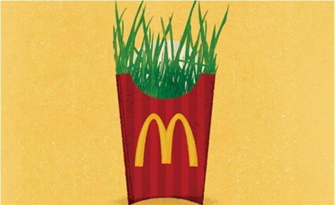 Chuỗi cung ứng bền vững của McDonald's là chìa khóa quyết định thành công của tập đoàn thức ăn nhanh hàng đầu thế giới này. Xây dựng một chuỗi cung ứng bền vững gắn liền với trách nhiệm xã hội doanh nghiệp là điều McDonald's chú trọng phát triển trong nhiều năm gần đây.