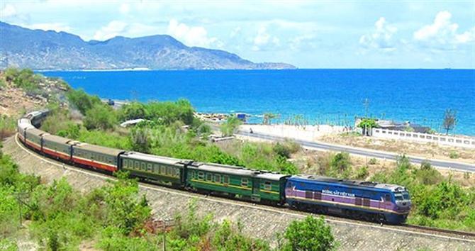 Vận tải đường sắt với những kết quả của sự đổi mới