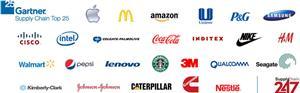 Top 25 Chuỗi cung ứng tốt nhất thế giới 2014