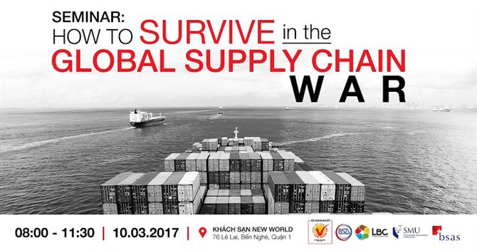 How to SURVIVE in the Global Supply Chain WAR