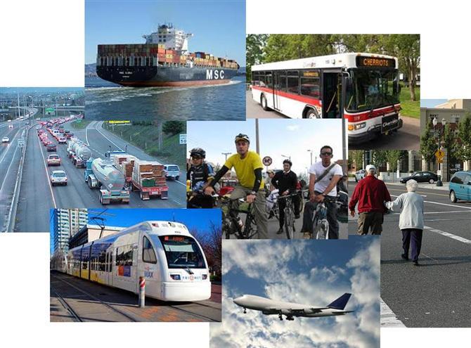 Vận tải là gì? Vai trò của vận tải trong Logistics?