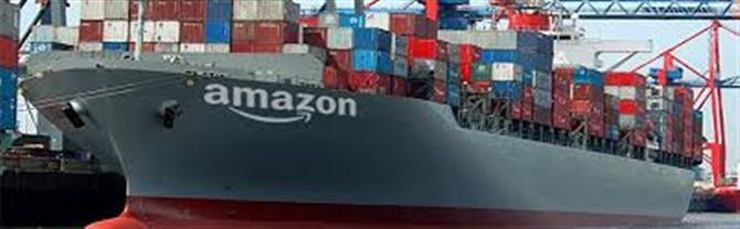 Amazon: Một doanh nghiệp giao nhận vận tải biển