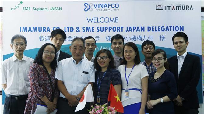 VINAFCO - Đoàn đại biểu Hong Kong mời các thành viên Vinafco tham dự tiệc tối thân mật tại khách sạn Sofitel Metropole
