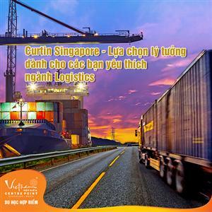 Curtin Singapore – Lựa chọn lý tưởng dành cho các bạn yêu thích ngành Logistics
