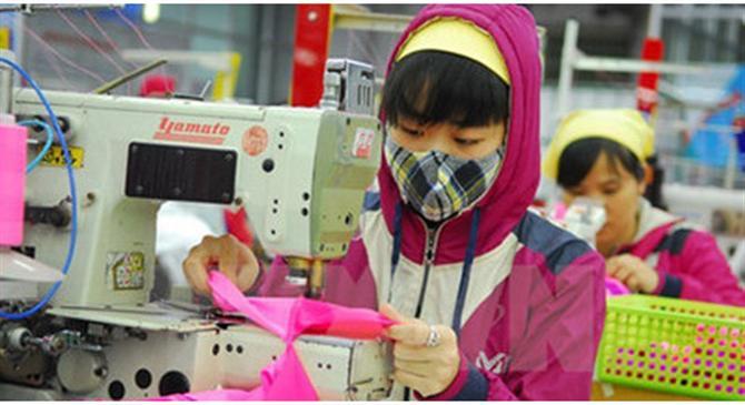 TPP sẽ giúp Việt Nam đẩy mạnh xuất khẩu hàng dệt may