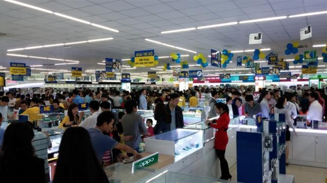 Thực trạng hệ thống phân phối hàng tiêu dùng ở nông thôn Việt Nam