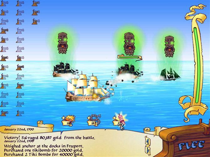 Tradewind 2: Trò chơi logistics và hàng hải thế kỷ 18