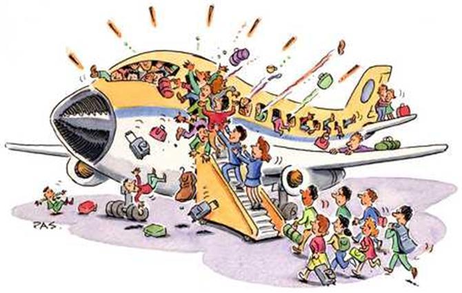 Overbook là gì? Tại sao hãng bay phải overbook?