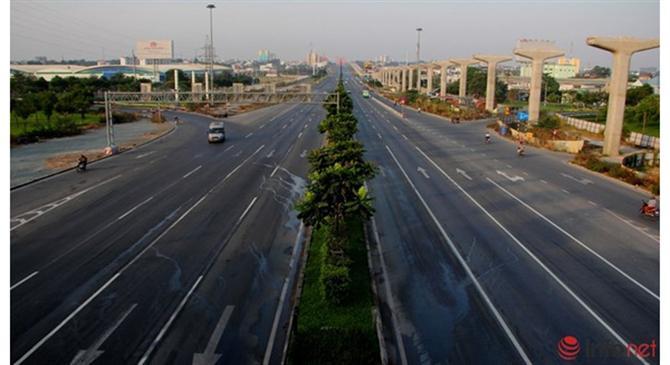 TP.HCM phải có hệ thống đường cửa ngõ như Hà Nội