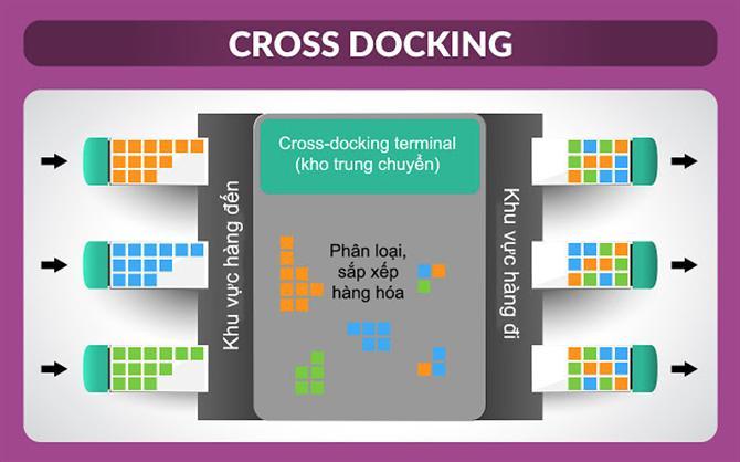 5 cách hiệu quả để tối ưu hóa mô hình cross-docking