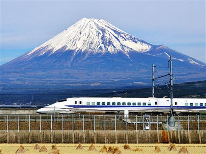 đường sắt nhật bản