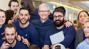"""Tim Cook – """"bậc thầy"""" chuỗi cung ứng của Apple"""