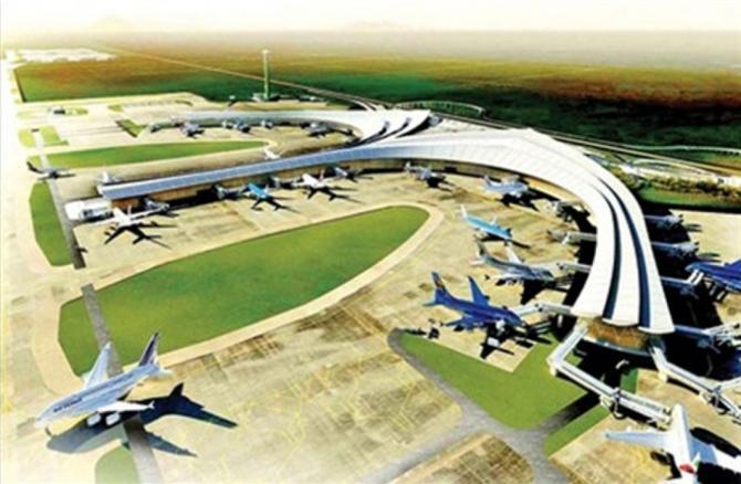 sân bay Long Thành vào khai thác