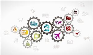 Dịch vụ hậu cần trong đế chế thương mại điện tử