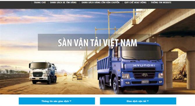 sàn giao dịch vận tải