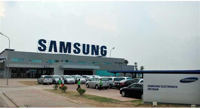 """Samsung và chiến lược """"made in Vietnam"""""""