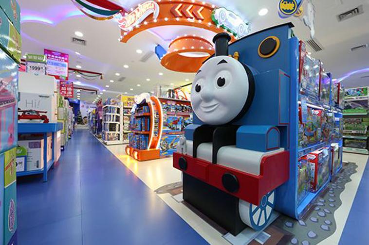 Kinh nghiệm đi nhập hàng đồ chơi trẻ em ở Quảng Châu