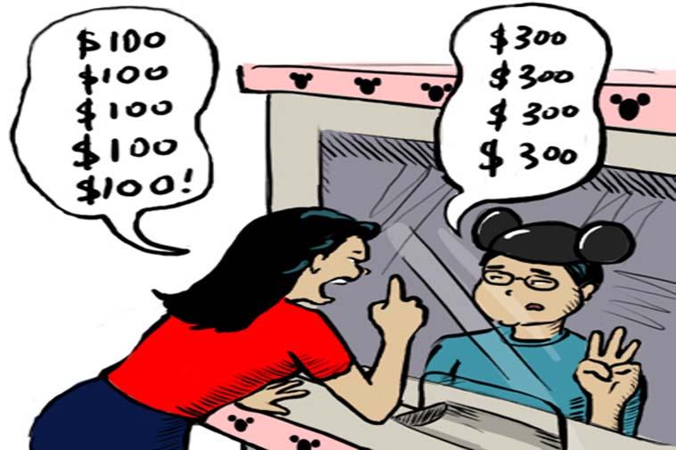 Đàm phán – trả giá sản phẩm khi đi lấy hàng tại các chợ bán buôn Trung Quốc