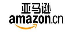 logo amazon trung quốc nền trắng