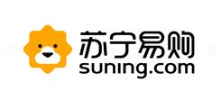 logo suning nền trắng