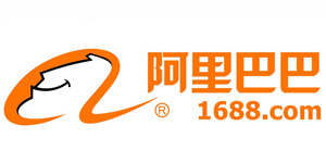 logo 1688 nền trắng