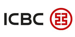 logo ngân hàng công thương trung quốc nền trắng icbc logo