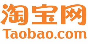 logo taobao nền trắng