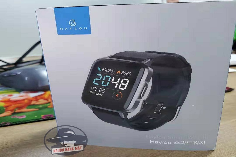 Haylou LS01 - Smart watch được