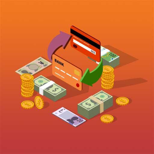 Chuyển tiền - Nạp ví điện tử - Thanh toán đơn hàng