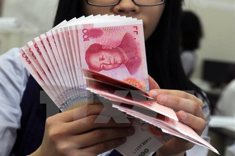 Tiền tiền TQ - VN lúc 17 giờ ngày 03/10/2018 khi thanh toán hộ taobao